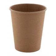 Kubek papierowy, 240ml - beżowy
