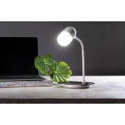 Lampa/lampka na biurko - biały