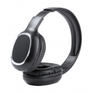 Słuchawki bluetooth - czarny