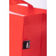 Torba na zakupy RPET - czerwony