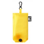 Torba składana RPET - żółty