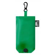 Torba składana RPET - zielony
