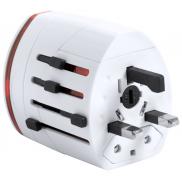 Adapter podróżny - biały