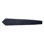 Krawat - ciemno szary