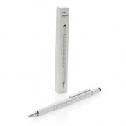 Długopis wielofunkcyjny - biały