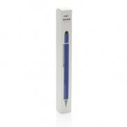 Długopis wielofunkcyjny - niebieski