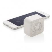 Głośnik bezprzewodowy 3W Jersey - biały