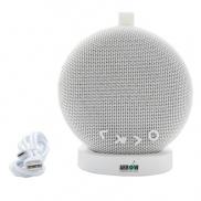 Wodoodporny głośnik bezprzewodowy 5W - biały