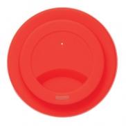 Ekologiczny kubek podróżny 270 ml - czerwony