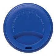 Ekologiczny kubek podróżny 300 ml - niebieski