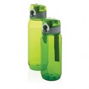 Butelka sportowa XL 800 ml - zielony, szary