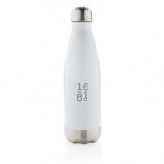 Próżniowa butelka sportowa 500 ml - biały
