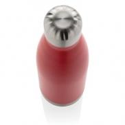 Próżniowa butelka sportowa 500 ml - czerwony