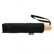 Ekologiczny parasol automatyczny rPET 21' - czarny