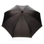 Automatyczny parasol sztormowy 23' rPET - czarny