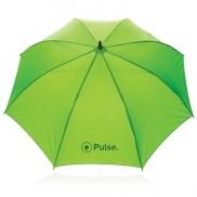 Automatyczny parasol sztormowy 23' rPET - zielony