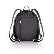 Elle Fashion plecak chroniący przed kieszonkowcami - czarny