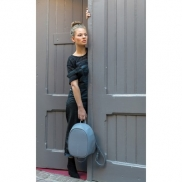Elle Fashion plecak chroniący przed kieszonkowcami - szary
