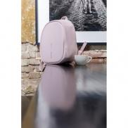 Elle Fashion plecak chroniący przed kieszonkowcami - różowy