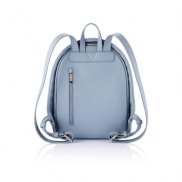 Elle Fashion plecak chroniący przed kieszonkowcami - niebieski