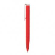 Długopis X7 - czerwony, biały
