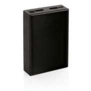 Bezprzewodowy power bank 5000 mAh - czarny