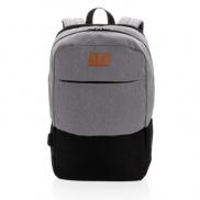 Plecak na laptopa 15,6', ochrona RFID - czarny