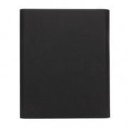 Notatnik A5, bezprzewodowy power bank 5000 mAh - czarny