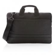 Pokrowiec na dokumenty i laptopa 15' - czarny