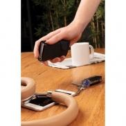 Etui na karty kredytowe, portfel, ochrona RFID - czarny