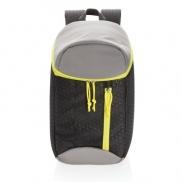 Plecak termoizolacyjny 10l - czarny, szary