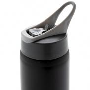 Butelka sportowa 600 ml - czarny