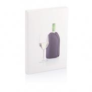 Pokrowiec, cooler do wina - czarny