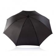 Sztormowy parasol manualny Deluxe 30' - czarny