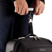 Waga do bagażu - srebrny