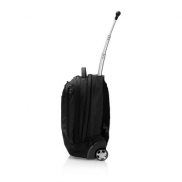Plecak na laptopa 15,6', torba na kółkach Executive - czarny