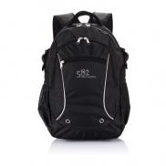 Plecak na laptopa 15,6' Denver - czarny