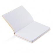 Notatnik A5 Deluxe, miękka okładka - różowy