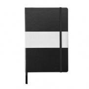 Notatnik A5 Deluxe - czarny