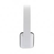 Bezprzewodowe słuchawki nauszne Stereo - biały