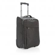 Walizka, składana torba podróżna na kółkach - szary