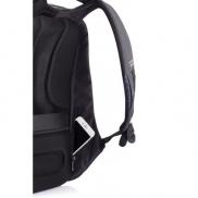 Bobby plecak chroniący przed kieszonkowcami - czarny