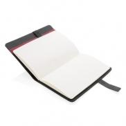 Notatnik A5 Kyoto, organizer - czarny