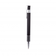 Zestaw piśmienny, długopis i ołówek - czarny