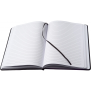 Notatnik ok. A5 - czarny