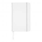 Notatnik A6 - biały