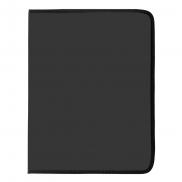 Teczka konferencyjna ok. A4 z notatnikiem - czarny
