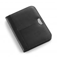 Teczka konferencyjna A5 z notatnikiem - czarny