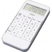 Kalkulator - biały