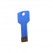 Pamięć USB 'klucz' - granatowy